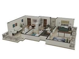 3d floor plan rendering rayvat engineering 3d floor plan rendering