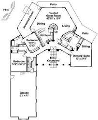 forsythia 10 426 hexagonal home plans floor plan