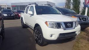 nissan frontier pro 4x specs 2016 nissan frontier pro 4 x white youtube