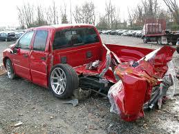 wrecked dodge trucks dodge wrecking yard 2005 srt10 2k in salvage yard dodge