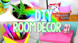 diy room decor u0026 organization for teens youtube