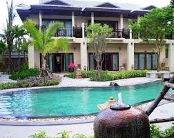bop0413 2 storey 2 3 bedroom villas with pool u2039 samui buy house