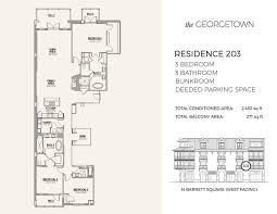 Georgetown Floor Plan The Georgetown