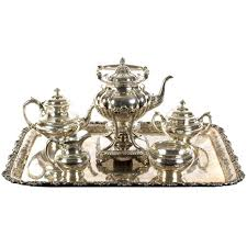 Tiffany Chandelier Tiffany And Co Silver Tea And Coffee Service For Sale At 1stdibs