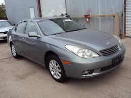 lexus 2003 es300 2003 lexus es300 4 door sedan 3 0l at color gray stk z12334