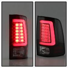 dodge ram led tail lights spyder 5084026 dodge ram 1500 ram 1500 2500 3500 light bar led
