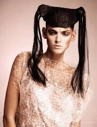 elaborate ornamental headpieces fashion design hats