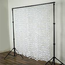 wedding backdrop stand 72 x 72 flowers backdrop curtain wedding party photo booth home