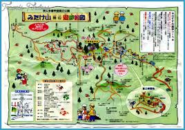 map with attractions montana map tourist attractions travelsfinders