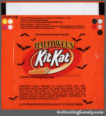 2004 u0027s blood orange halloween kit kat collectingcandy com