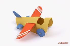 hello wonderful 10 awesome ways to make an airplane