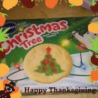 pillsbury ready to bake tree shape sugar cookies cookie