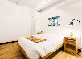 wework unveils its first co living apartments in york