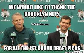 Celtics Memes - the boston celtics will be able to rebuild quick http
