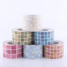 fliesen tapete küche klassische mosaik aufkleber vinyl wasserdichte taille