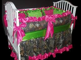 Camouflage Bedding For Cribs Camouflage Bedding Gift For Babies Jen Joes Design