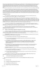 Early Termination Of Lease Letter Lease Addenda U2013 Rental Agreement Addenda Ez Landlord Forms