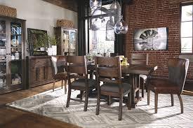 zenfield dining room server corporate website of ashley