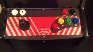 Neo Geo Arcade Cabinet Ic Neo Geo Mvs Bartop Mame Philly Area