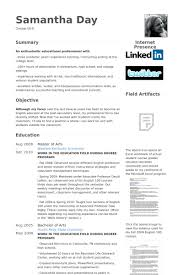 Resume Sample For Teaching by Graduate Teaching Assistant Resume Samples Visualcv Resume