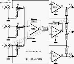 rgb to vga converter schematic vga to pal and ntsc video