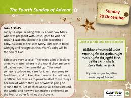 Advent Candle Lighting Readings Primary Advent Calendar 2015