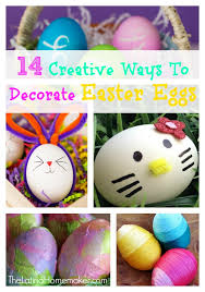 decorative easter eggs creative ways to decorate easter eggs