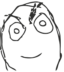 Angry Meme Face - rage face script
