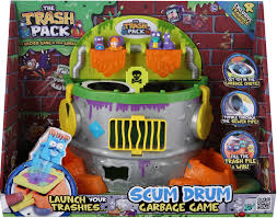 magrudy trash pack scum drum