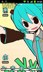 hello go launcher ex theme apk go launcher ex theme miku for android free at apk here