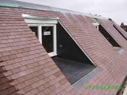 Dormer Cheek Construction Flat Roof And Rubberbond Roofing In Surrey U0026 Hampshire