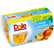 dole fruit bowls dole fruit cups
