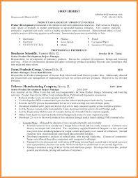 product development manager resume sample sourcing manager resume business development manager resume