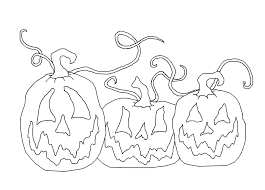 free halloween coloring pages stuwahacreations