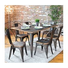Espresso Dining Room Furniture Oakland Modern Antique Espresso Dining Table Eurway