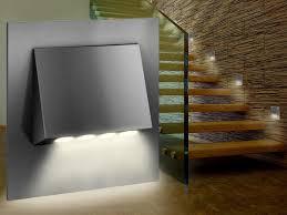 Esszimmerst Le Segm Ler Led Wand Einbau Leuchten Treppen Leuchte Stufenbeleuchtung Maxi