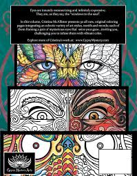 gypsy mystery windows to the soul a mesmerizing coloring book