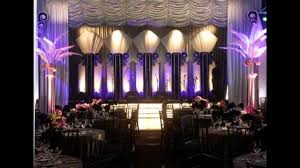 creative art deco party decorations youtube