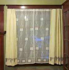 Arts And Crafts Style Curtains Philadelphia Museum Of Collections Object Embroidered