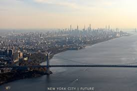 manhattan skyline future view manhattan skyline 2023 new york yimby