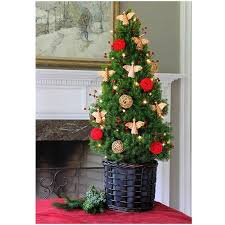 live decorated trees delivered 2 ts1 us