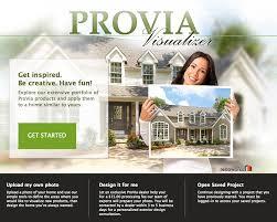 provia unveils new online visualizer