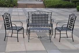 Iron Patio Furniture Clearance Patio Designs On Patio Furniture Clearance For New Wrought Iron