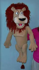 lion puppet buy lion foam ventriloquist puppet dummy doll online size 34