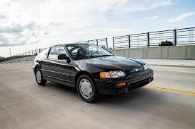 1988 1991 honda crx si collectible classic automobile magazine