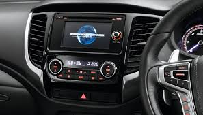 mitsubishi strada 2016 interior the new mitsubishi triton