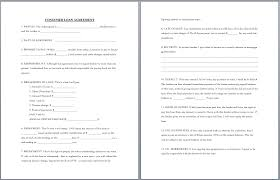 doc 585600 repayment contract template u2013 payment plan agreement