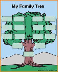 5 family tree template maker actor resumed