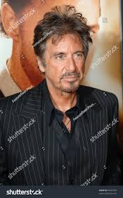 actor al pacino world premiere beverly stock photo 96307799