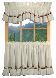 Cape Cod Kitchen Curtains by Bj U0027s Country Charm Country Kitchen Curtains Country Curtains